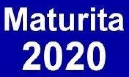 Pozvánka k maturitní zkoušce – podzimní termín 2020