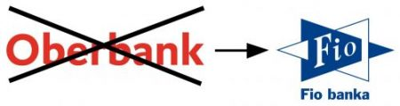 Změna bankovního účtu od 1.1.2021